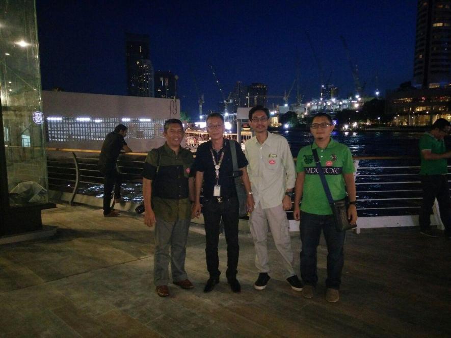 Dinner Cruise Chao Praya