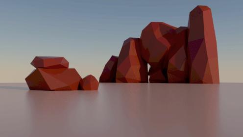 Simple rocks