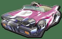Mario Kart 8 Badwagon Body