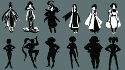 Silhouettes 1