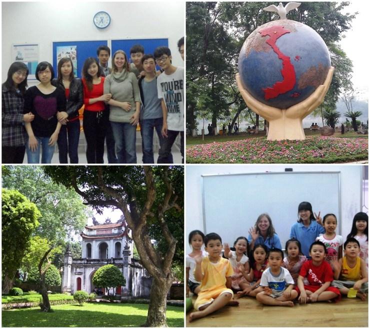 O tym jak uczyłam angielskiego w Wietnamie