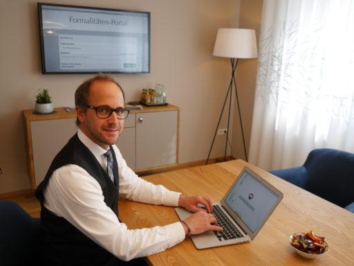 Frank Hankemann und der digitale Nachlass