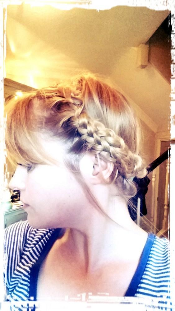 Pinterest Hair ~ Crown Braid (2/6)