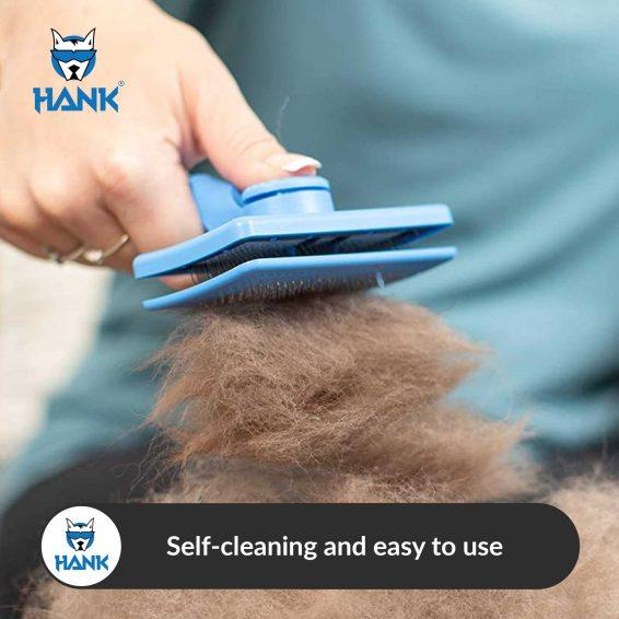 slicker Brush hank