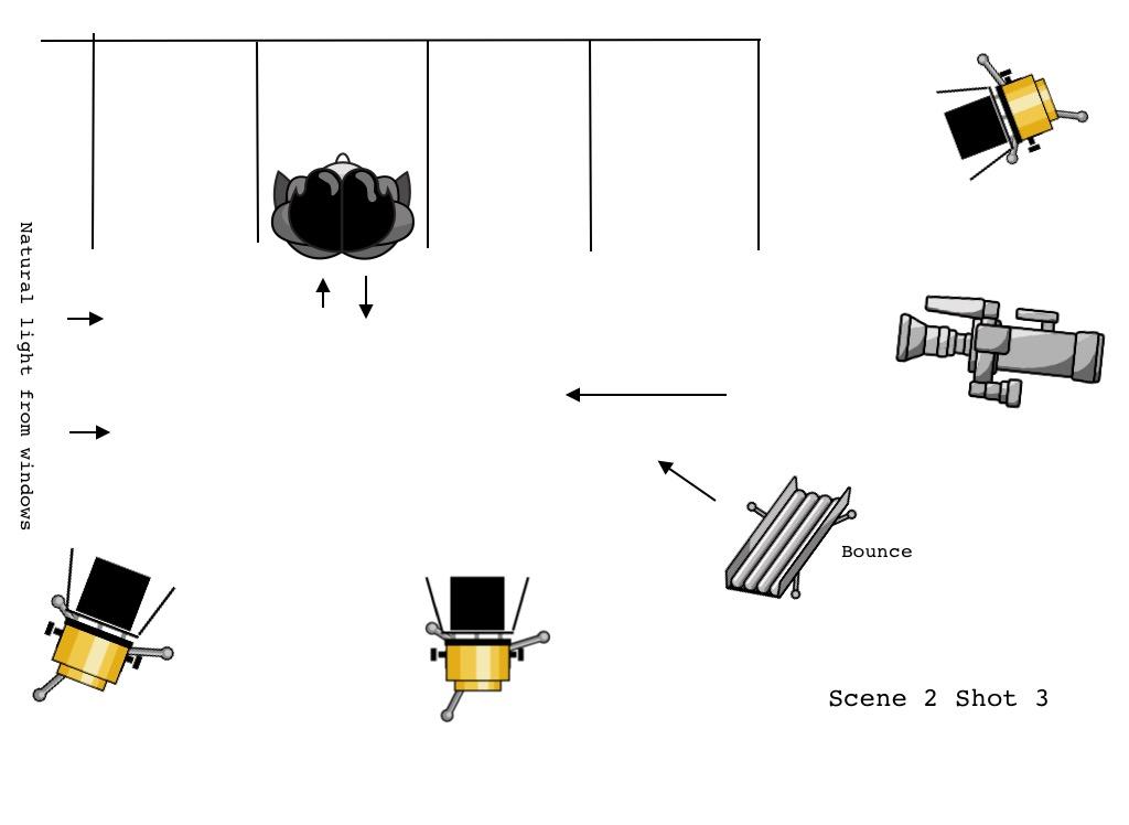 Lighting Diagrams/ Floor Plans