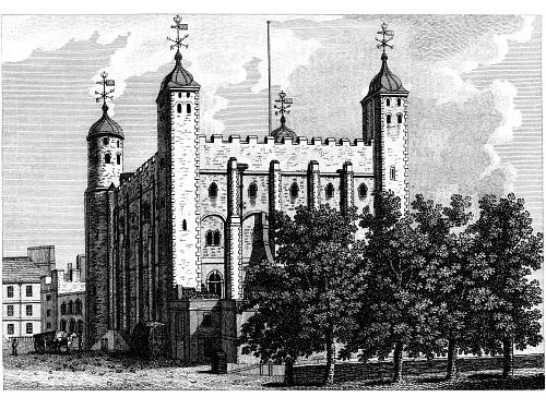 The Tower where Southampton is Imprisoned