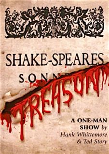 "Script Cover of ""Shake-speare's Treason"""