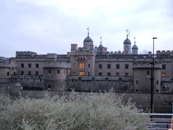 London Tower Prison