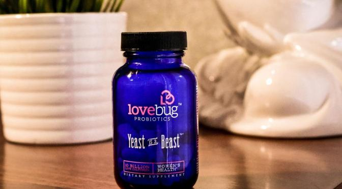 Yeast is the Beast by Love Bug Probiotics: Mission Initiated