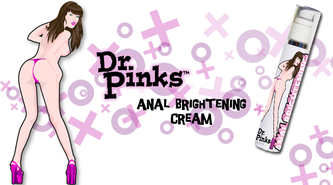 Dr. Pink's Anal Brightening cream    Review