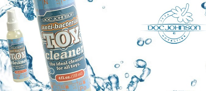 REVIEW| Doc Johnson's Anti-Bacterial Toy Cleaner – Spray