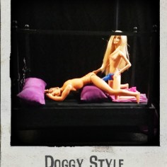 Strap on Positions | Doggy Style