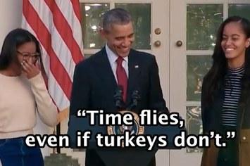 Obama dad joke