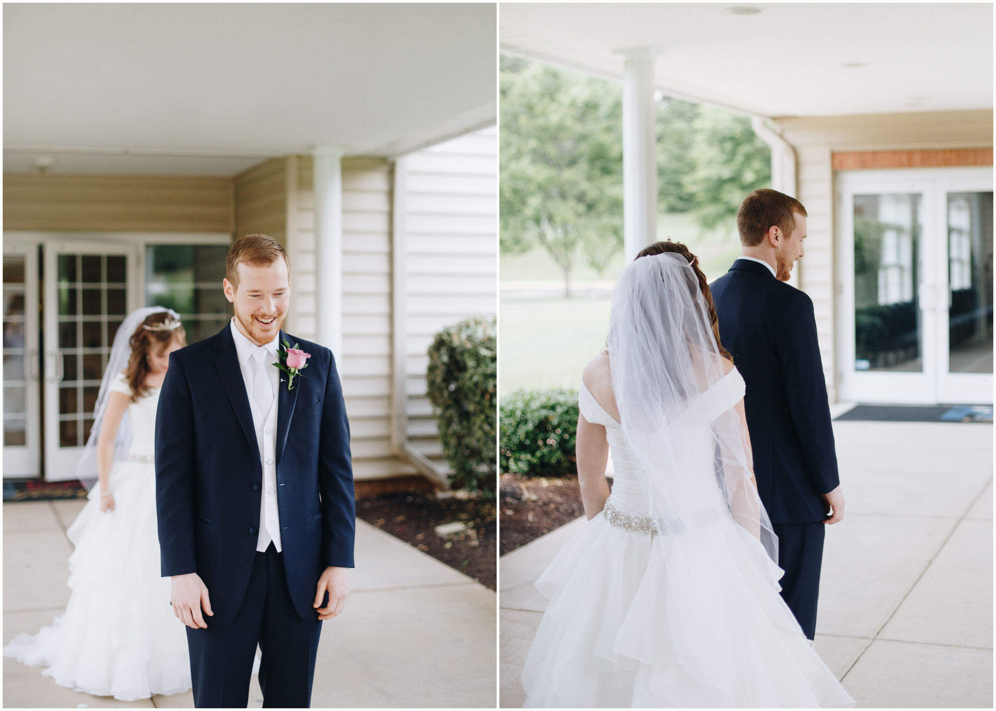 first look washington dc wedding