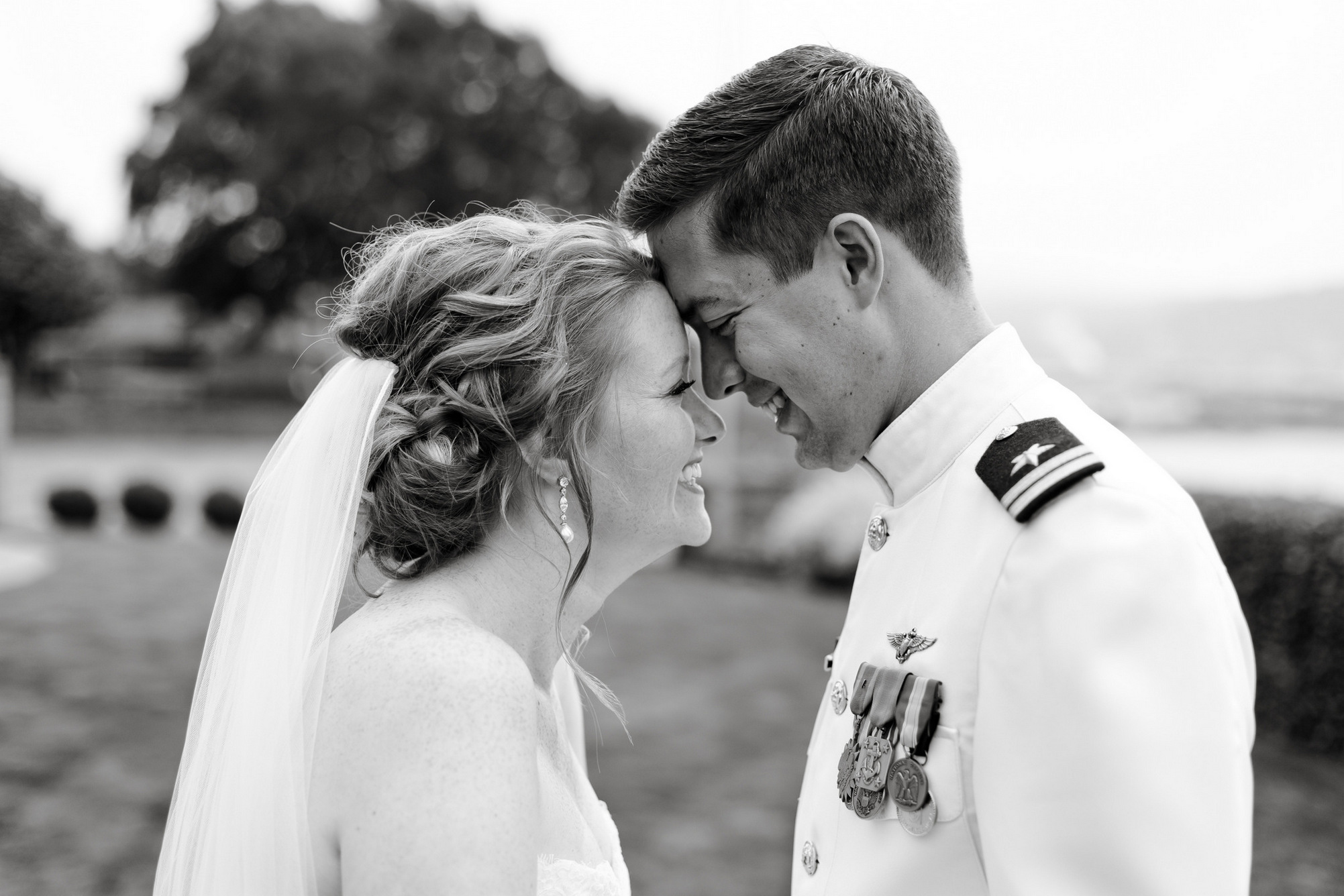 military wedding in bellingham washington