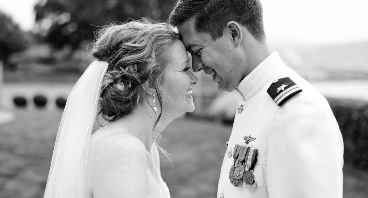 bellingham navy wedding