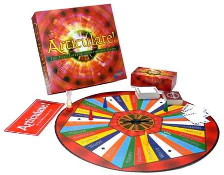 Articulate - A Slightly Competitive Board Game...