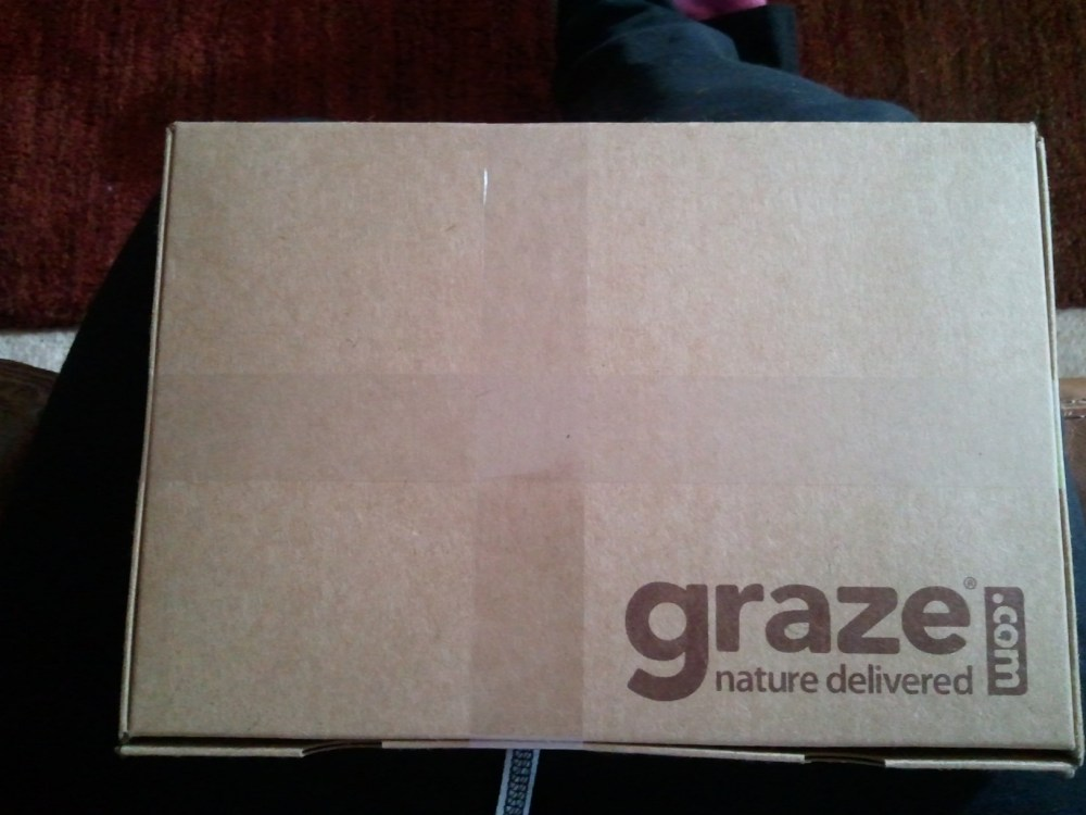 Graze Box Review and Free Box Offer! (1/6)