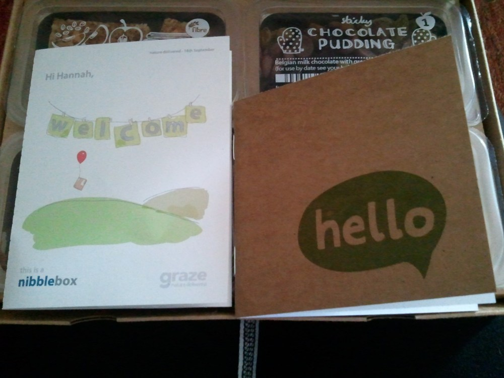 Graze Box Review and Free Box Offer! (2/6)