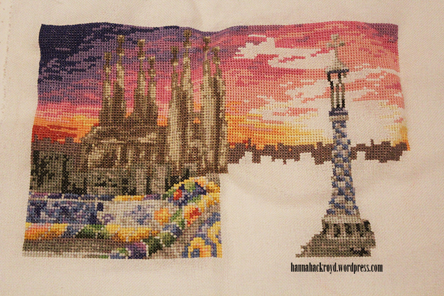 2015 Cross Stitch Projects (4/6)