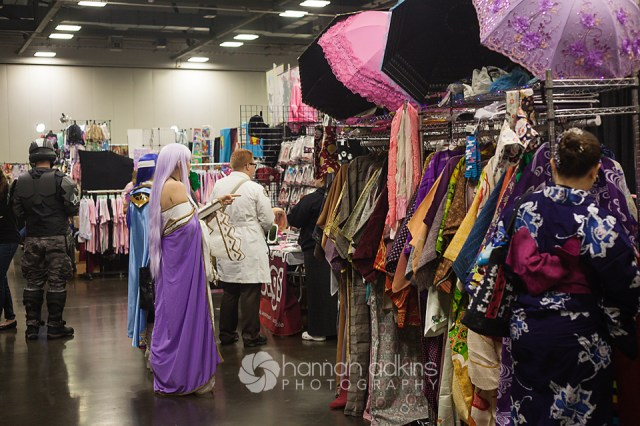Vendor Hall & Artist Alley