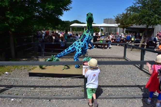 Marwell Zoo Brickosaurs