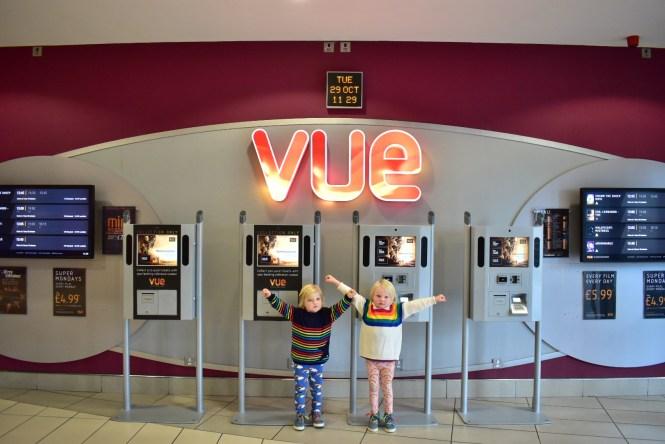 Vue Cinema Atrium Camberley