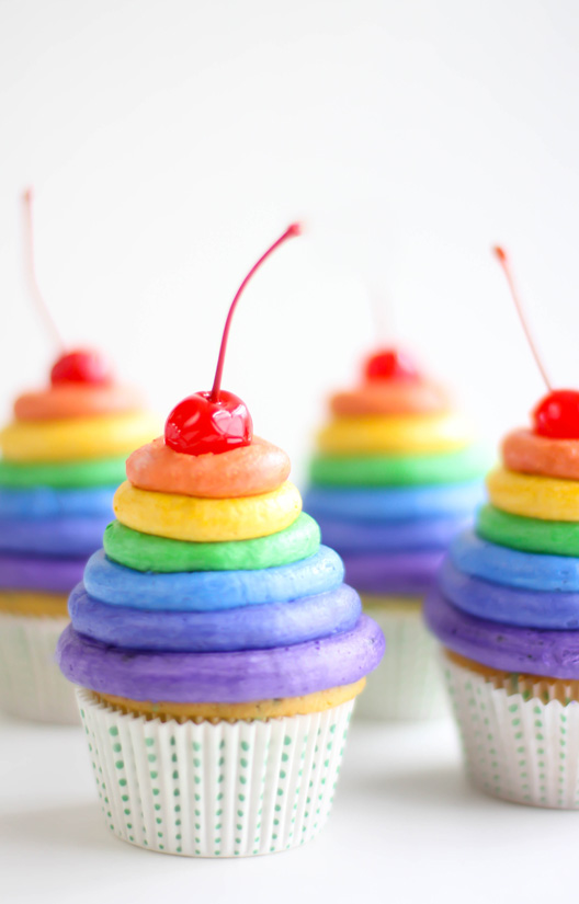 rainbow sweet recipes