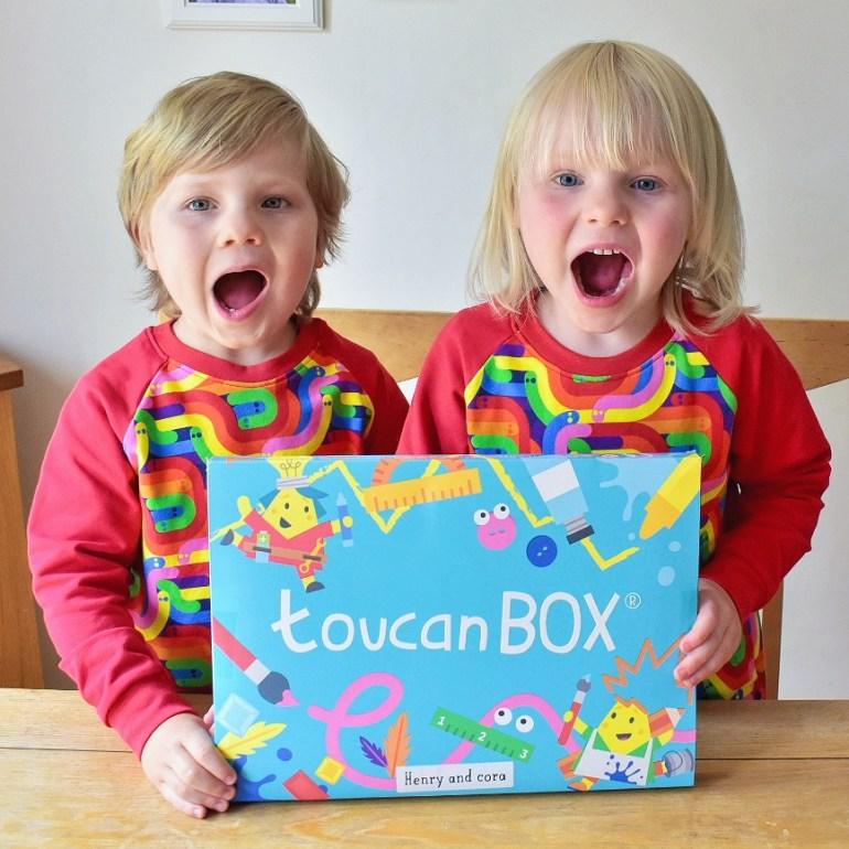 ToucanBox craft kit review