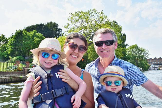 family GoBoat Kingston trip review