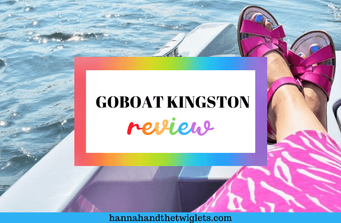 GoBoat Kingston review