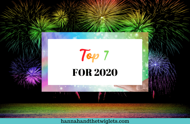 Top 7 for 2020