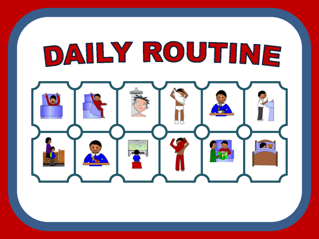 vidya-poshak-career-options-english-tips-describing-daily-routine-n3xifd-clipart