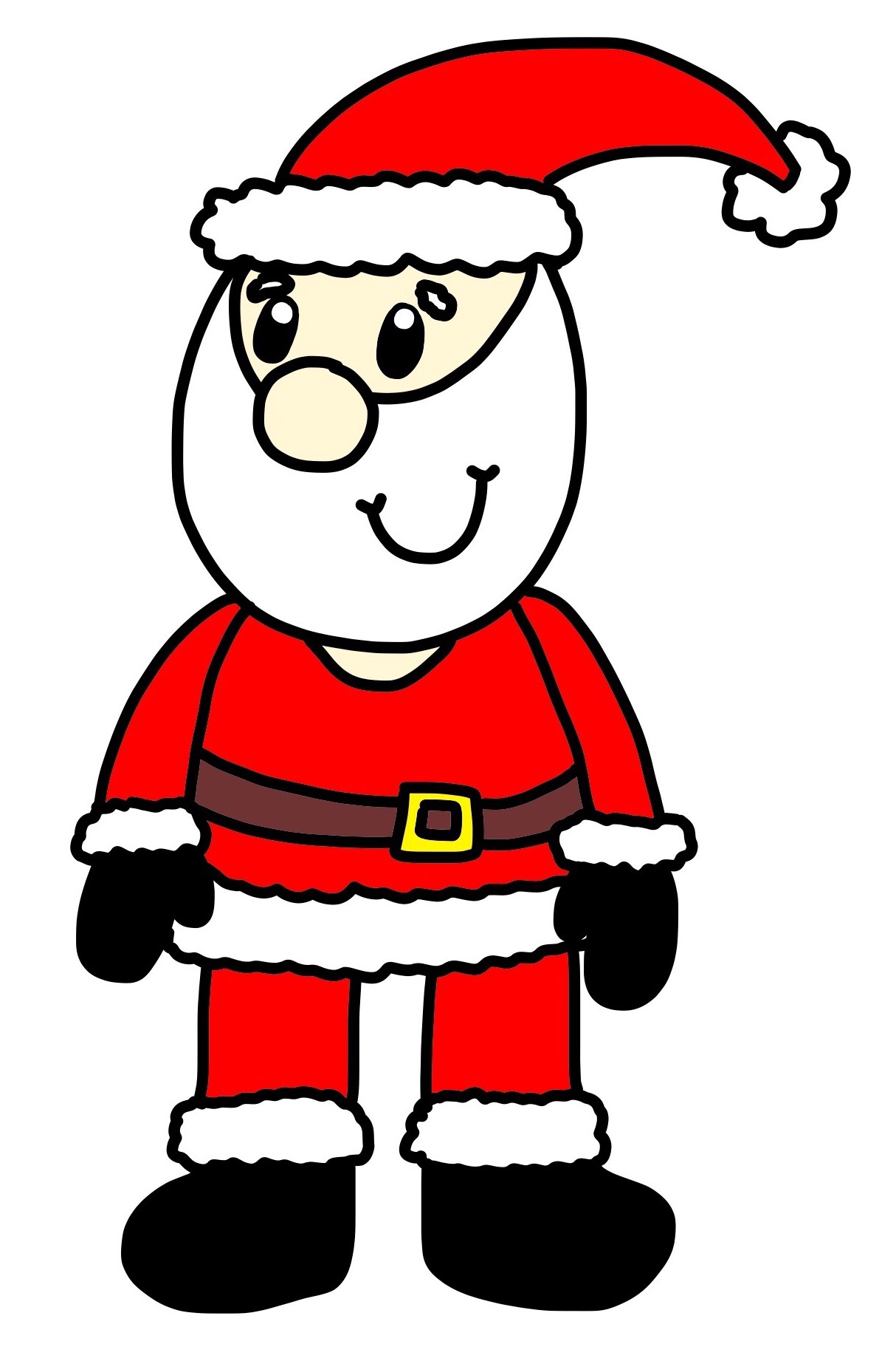 Father Christmas Cartoon Images : father, christmas, cartoon, images, Cartoon, Father, Christmas, COMPETITION, Hannah, Coombs
