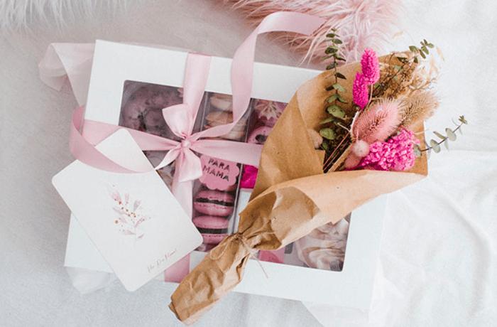 Dia de la Madre. Lau Burzio Pasteleria y Hannah Creates