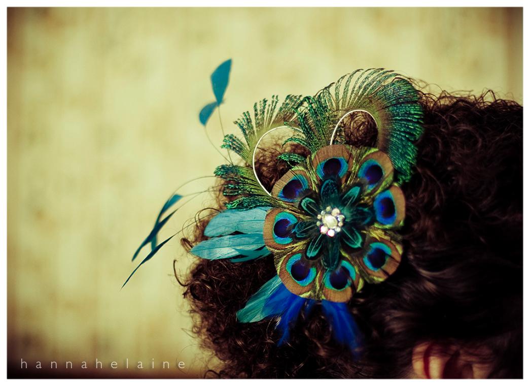 Wedding Hair Accessories And Veils Hannah Elaine