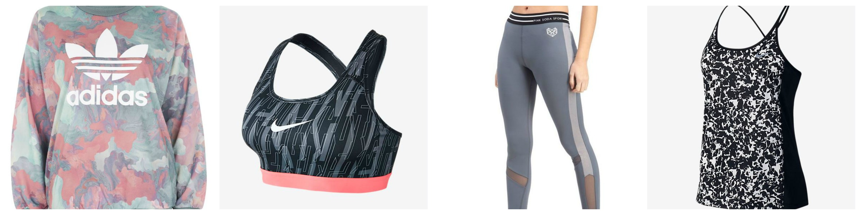 Fitness clothes that will actually make you want to workout