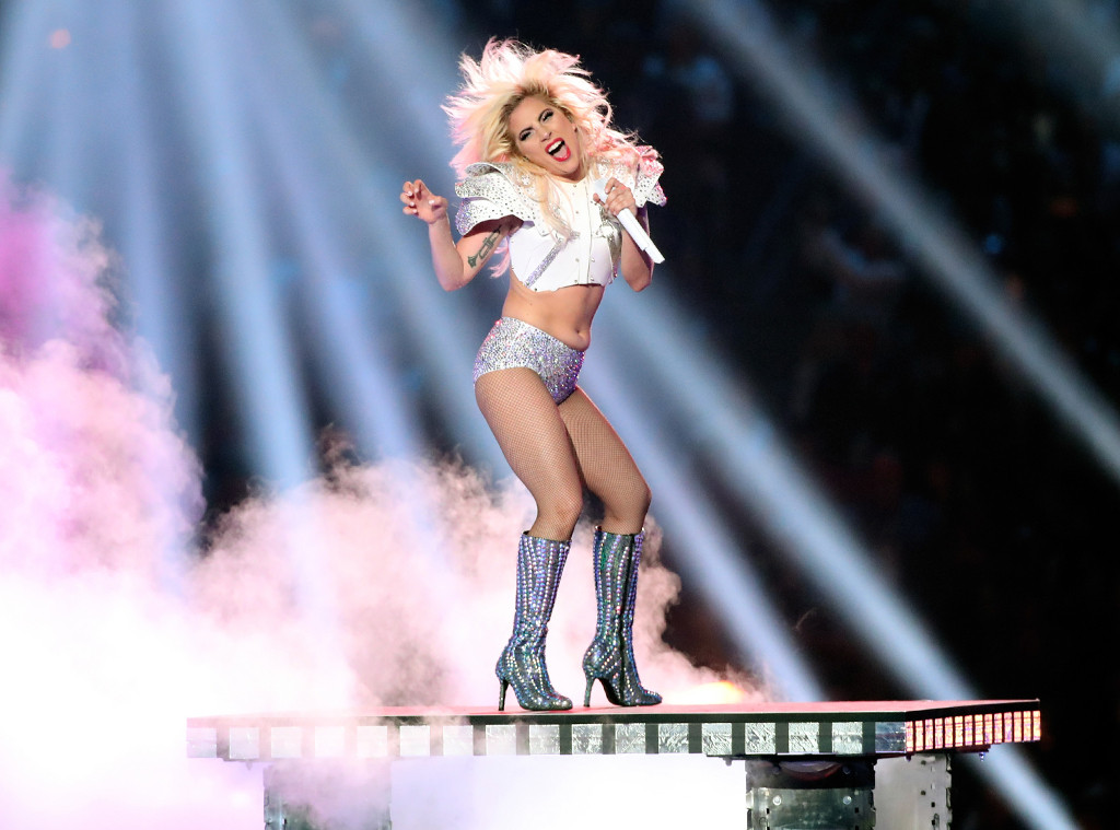 If lady Gaga gets body shamed, what chance do we have?