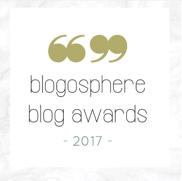 Blogosphere Blog Awards 2017: Fitness Blogger of the year