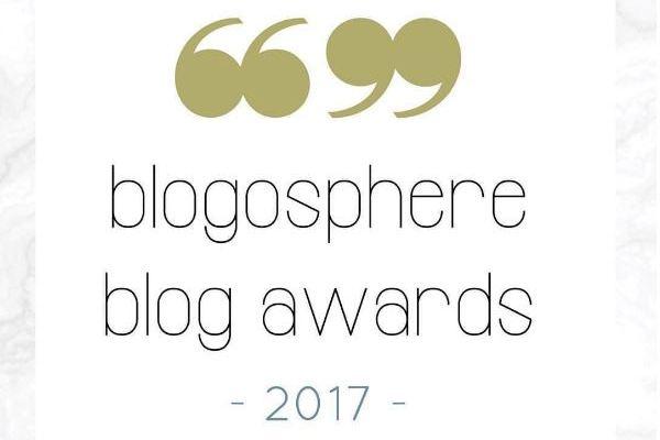 Blogosphere Blog Awards 2017: Fitness Blogger of the year