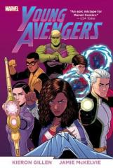 Young Avengers 2013 Omnibus cover