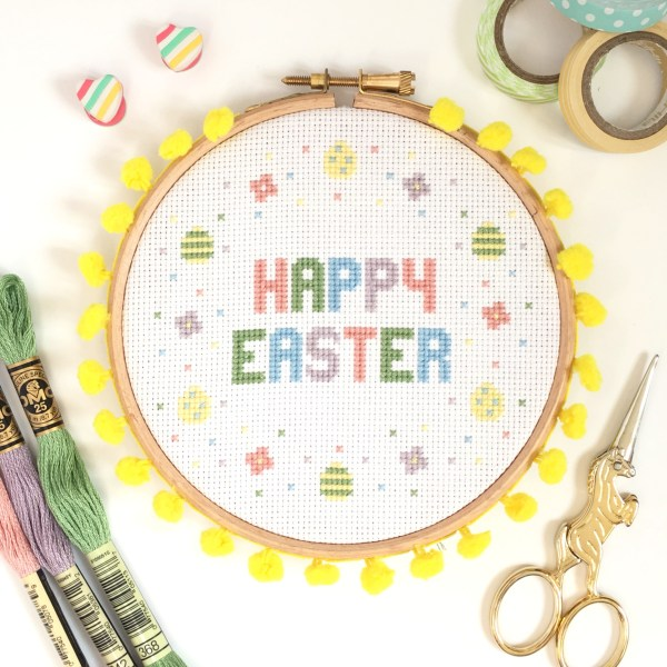 happy-easter-cross-stitch-hoop