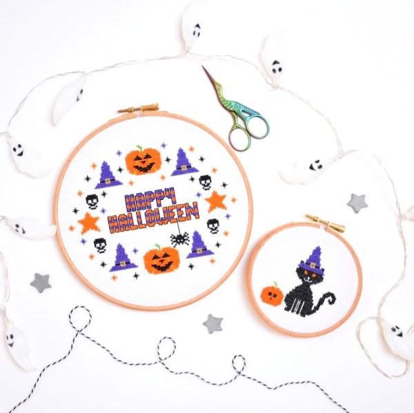 halloween-cat-cross-stitch-hoop-set