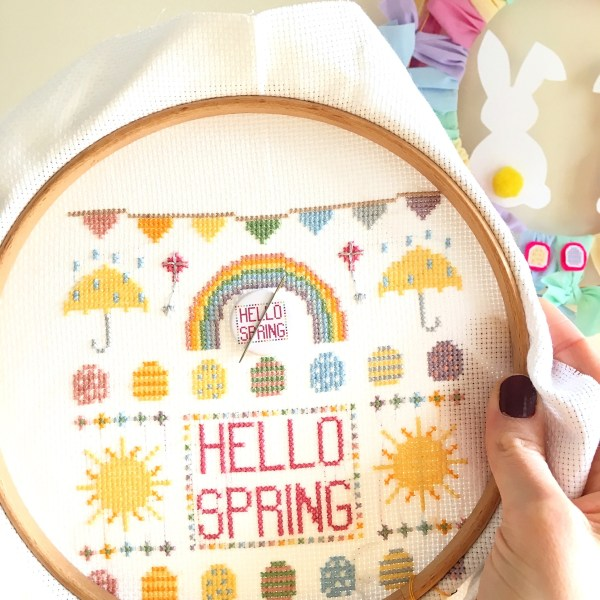 hello-spring-cross-stitch-kit