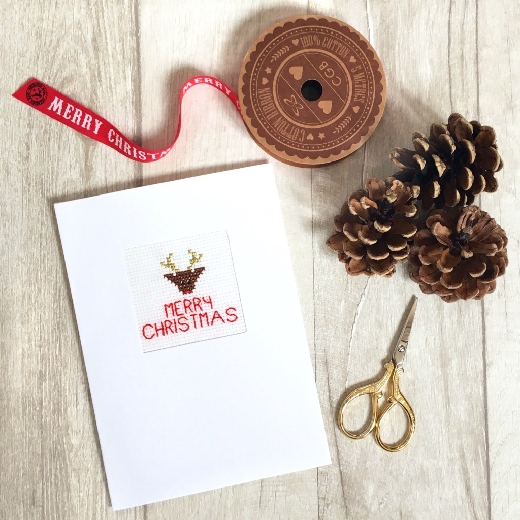 how-to-make-cross-stitch-christmas-cards