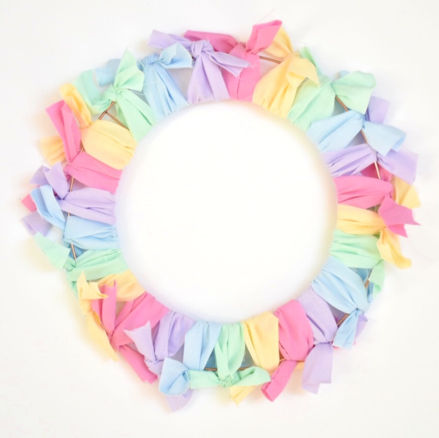 easy-diy-easter-wreath