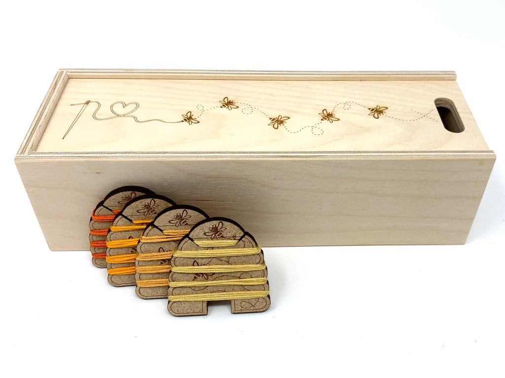 beehive-bobbin-box-for-cross-stitch