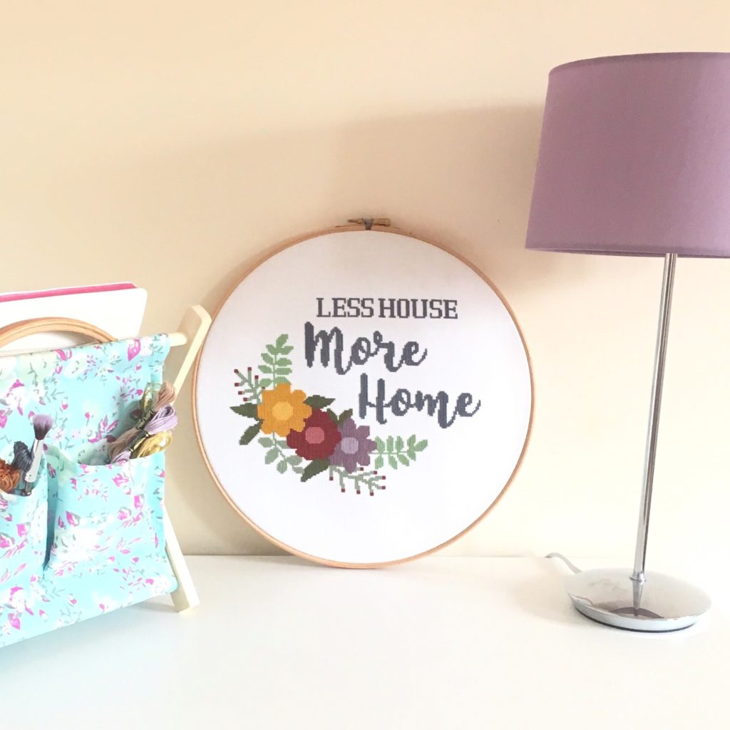 cross stitch course and classes