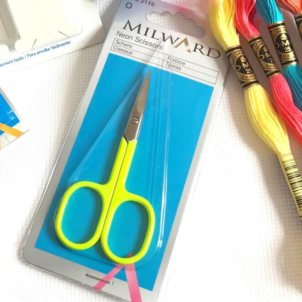 milward scissors