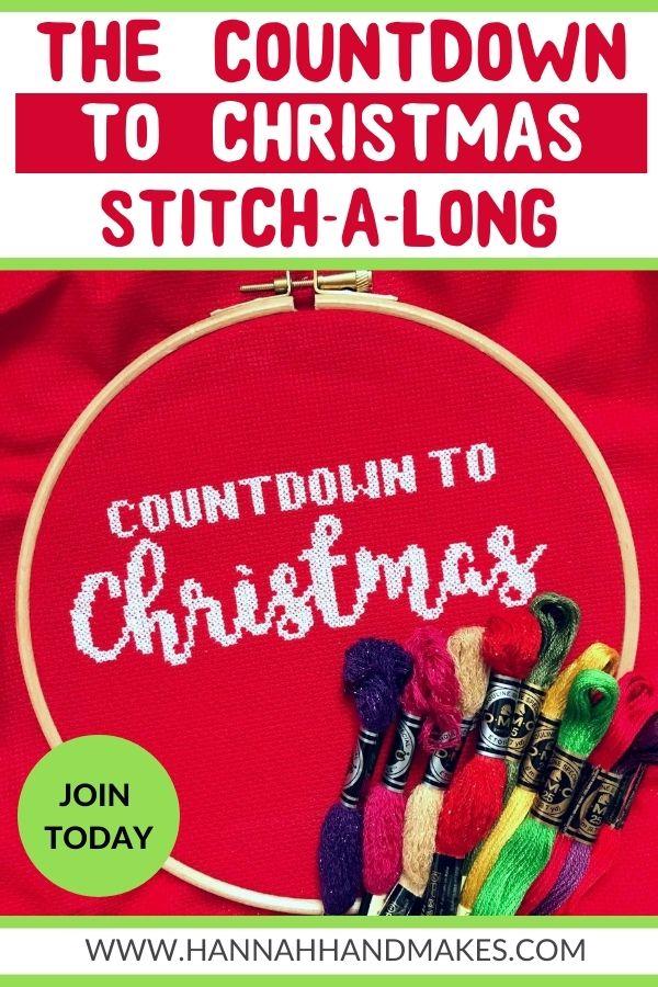 COUNTDOWN TO CHRISTMAS PIN